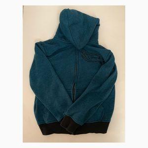 Used Boys Tony Hawk Blue Hooded Sweatshirt - 7X